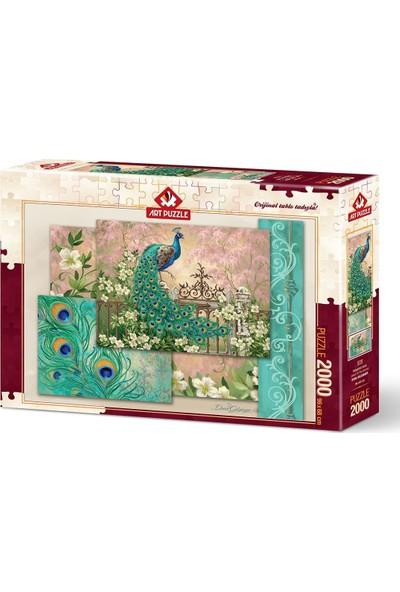 Art Puzzle Bahçemin İncisi 2000 Parça Puzzle