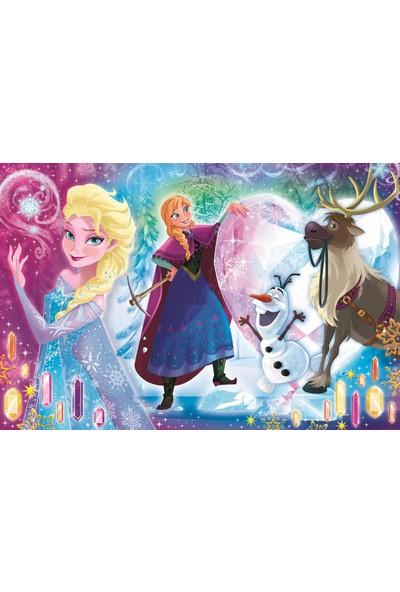 Trefl Frozen Suprise For Elsa 60 Parça Puzzle