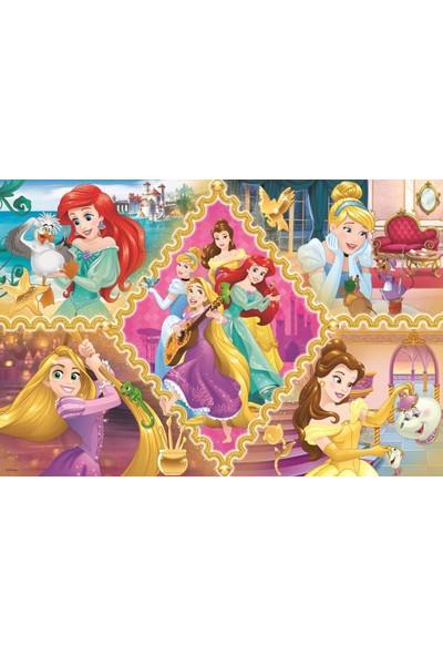 Trefl 160 Parça Princesses Adventures Disney Puzzle