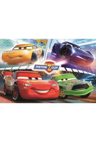 Trefl 160 Parça Cars 3 Winning The Race Disney Puzzle