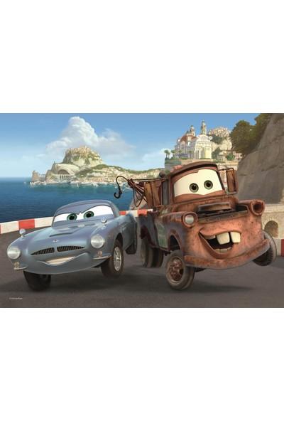 Trefl Puzzle Cars 2 Mater ve Finn (160 Parça)