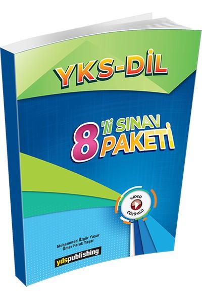 Yks Dil 8Li Sınav Paketi - Muhammed Özgür Yaşar - Ömer Faruk Yaşar