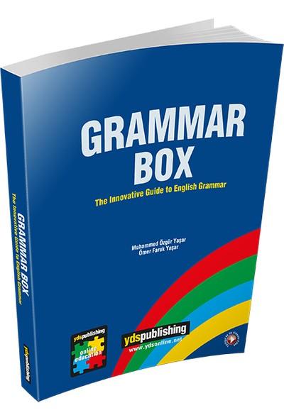 Grammar Box - Muhammed Özgür Yaşar - Ömer Faruk Yaşar