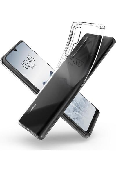 Spigen Huawei P30 Pro Kılıf Liquid Crystal Clear 4 Tarafı Tam Koruma - L37CS25726