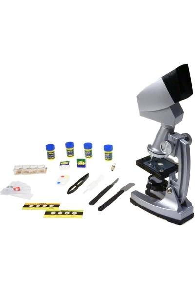 Bushman Microstar Projektörlü Mikroskop Seti