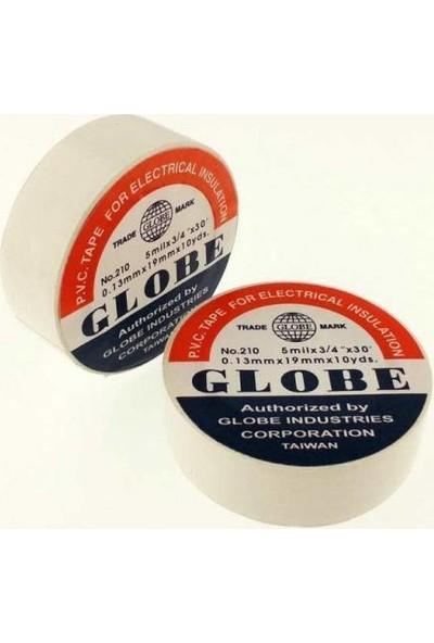 Globe Beyaz Elektrik Bandı İzole Bant Ürün