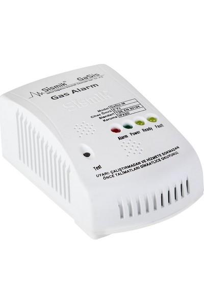 Sismik Gasis-M Gaz Alarm Cihazı
