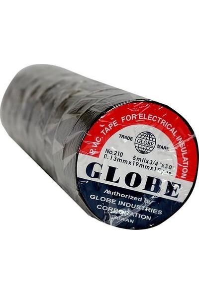 Globe İzolebant Siyah (10'Adet)