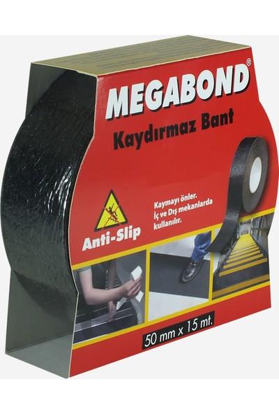 Megabond Kaydırmaz Bant Merdiven Zemin 50Mm X 25 Metre