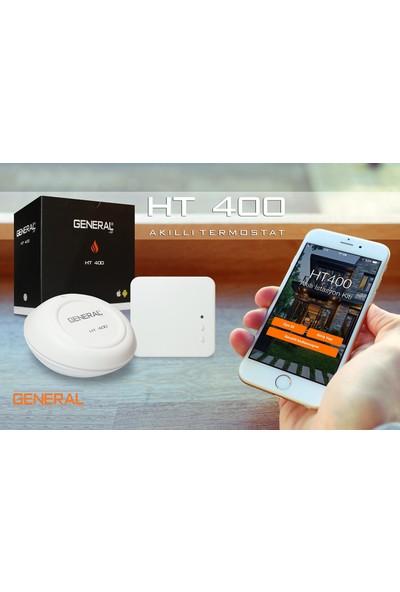 General Ht400 Akıllı Wifi Kablolu Oda Termostatı