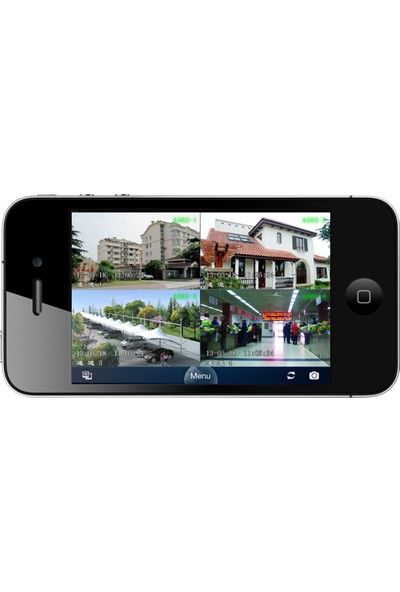 Picam AHD 8 Kanal DVR Kayıt Cihazı Xmeye Full HD 1080