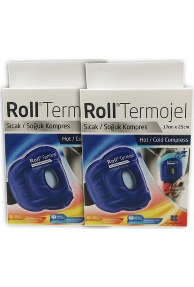 Roll Termojel Diz İçin Sıcak Soğuk Kompres Jel 2 Adet