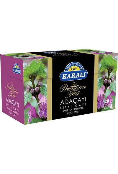 Premium Bardak Poşet Ada Çayı 20'li