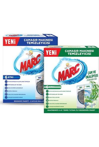 Marc Çamaşır Makinesi Temizleyicisi Regular + Çam ve Okaliptus Ferahlığı