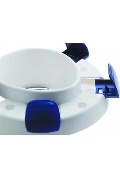 Medikalbim Clipper Iı Klozet Yükseltici Alafranga Tuvalet Klozet Wc