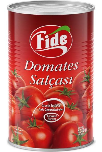 Fide Domates Salçası 5 Kg / 3 Adet