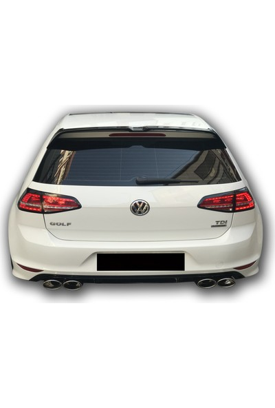 Volkswagen Golf 7 Ottinger Spoiler
