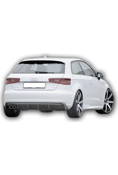 Audi A3 HB Rieger Difüzör