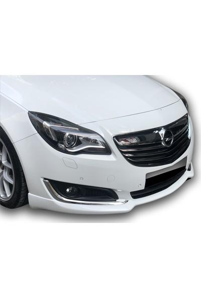 Opel İnsignia Makyajlı Kasa Ön Tampon Ek