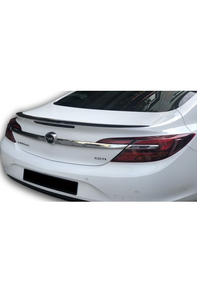 Opel İnsignia Bagaj Üstü Spoiler