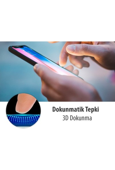 Simex Huawei Y6 2018 Cam Ekran Koruyucu