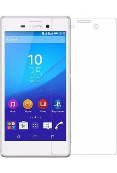 Simex Sony Xperia M4 - M4 Aqua Cam Ekran Koruyucu