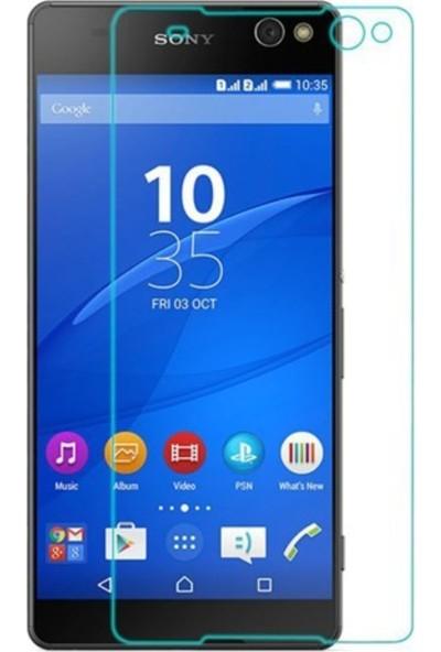 Simex Sony Xperia C5 Cam Ekran Koruyucu