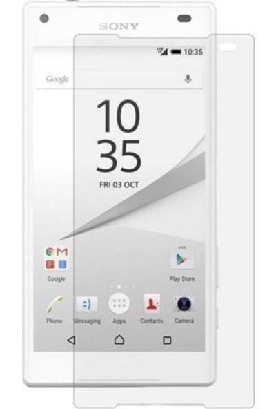Simex Sony Xperia Z5 Mini-Compact Cam Ekran Koruyucu
