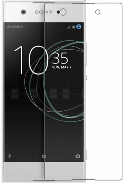 Simex Sony Xperia Xa1 Plus Cam Ekran Koruyucu