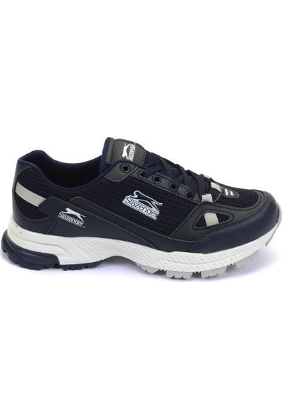 Slazenger Adam Koşu & Yürüyüş Kadın Ayakkabı Lacivert