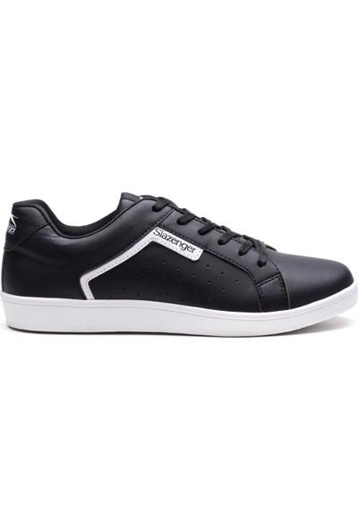 Slazenger Megan Günlük Giyim Kadın Ayakkabı Siyah / Beyaz