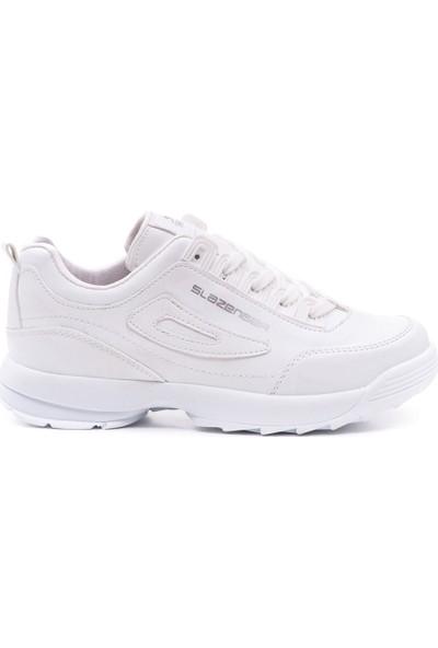 Slazenger Cece Günlük Giyim Kadın Ayakkabı Beyaz