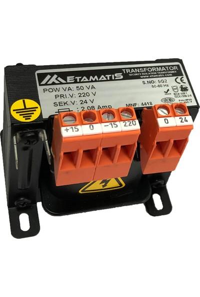 Etamatis 50 Va 380/220 V Ac Transformatör