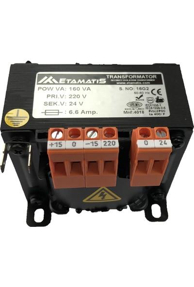 Etamatis 160 Va 380/24 V Ac Transformatör