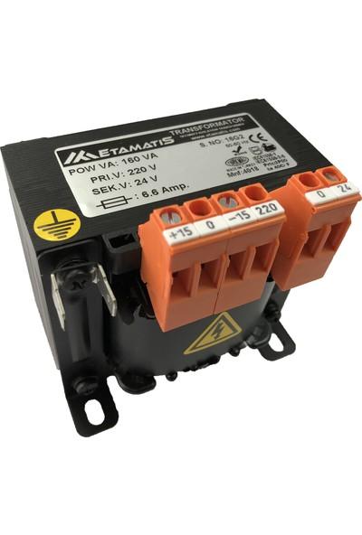 Etamatis 160 Va 220/24 V Ac Transformatör