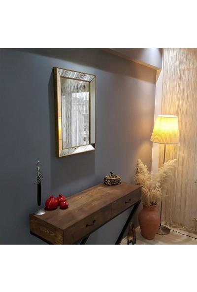 NEOstill -Dekoratif Duvar Salon Ofis Çerçeveli Ayna A403b