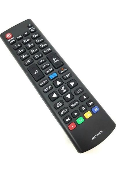 Electroon Lg Akb73975779 Smart Led Tv Uyumlu Kumanda Rm-L1162S