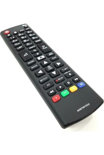 Electroon Lg Akb74915324 Lcd-Led Tv Uyumlu Kumanda Rm-L1162I