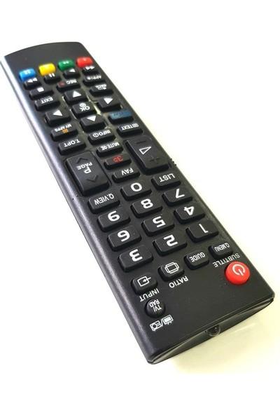 Electroon Lg 42Lb580 Uyumlu Led Tv Kumanda Rm-L1162