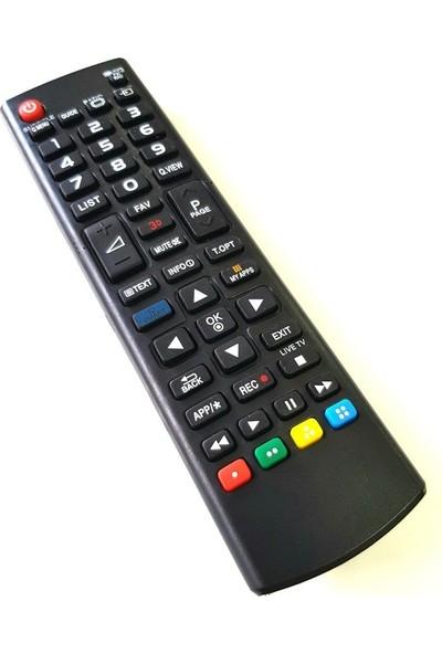 Electroon Lg 55Lb620V 3D Uyumlu Full Hd Led Tv Kumanda Rm-L1162