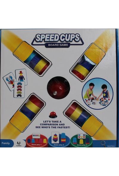 Board Games Speed Cups Maxi(Hızlı Bardaklar Maxi)