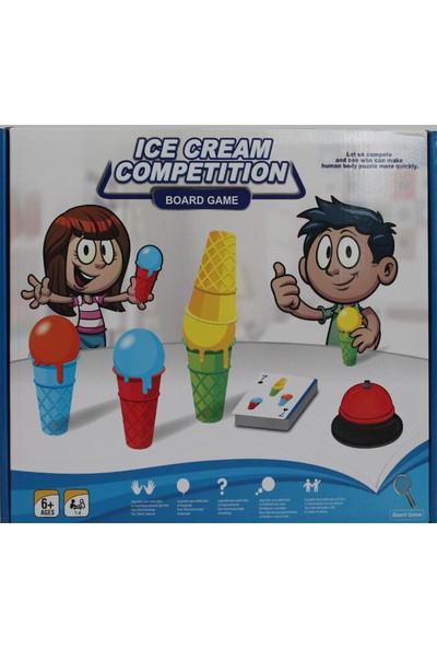 Board Games Dondurma Yerleştirme(Ice Cream Competıtıon)