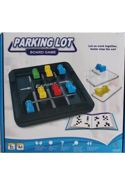 Board Games Parkıng Lot Board Game
