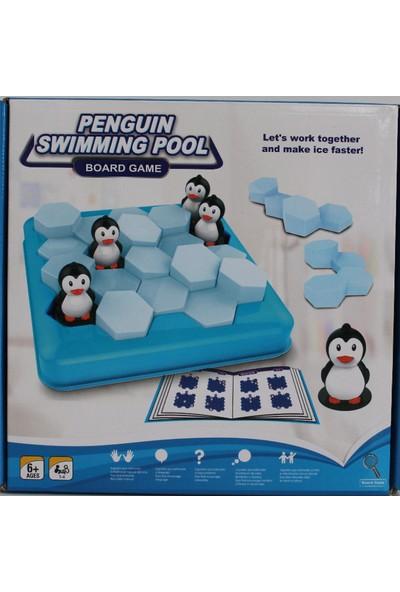 Board Games Penguın Swımmıng(Penguen Buzda)