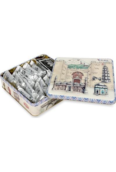 Kardelen Bursa Serisi Metal Kutu 320 gr