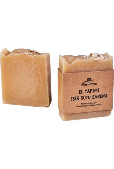 Beş Adet The Soap Factory Eşek Sütü Sabunu- 5 x 100 gr