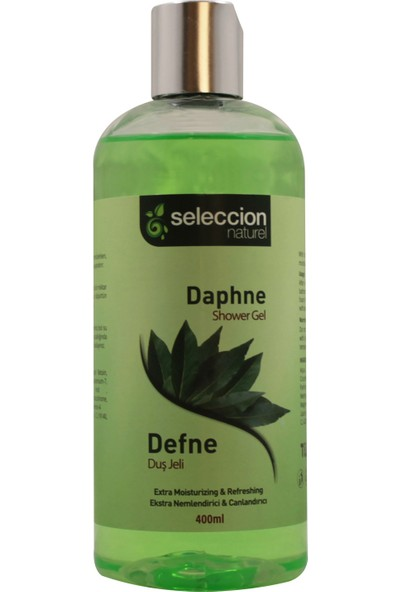 Seleccion Naturel Duş Jeli Defne 400 ml