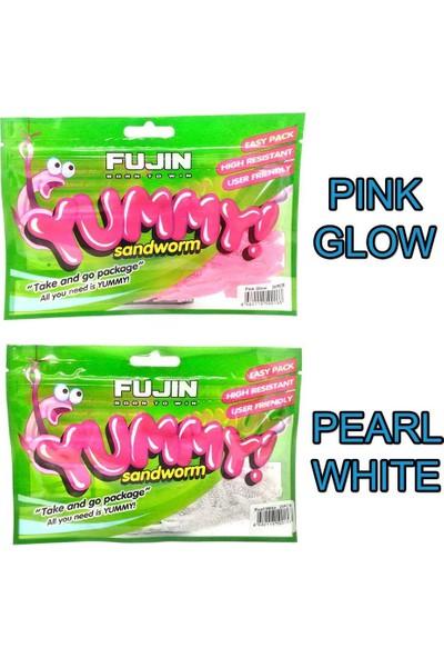 Fujin Yummy Sandworm 7Cm Silikon Yem