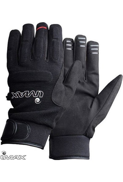 İmax Baltic Glove Black Eldiven