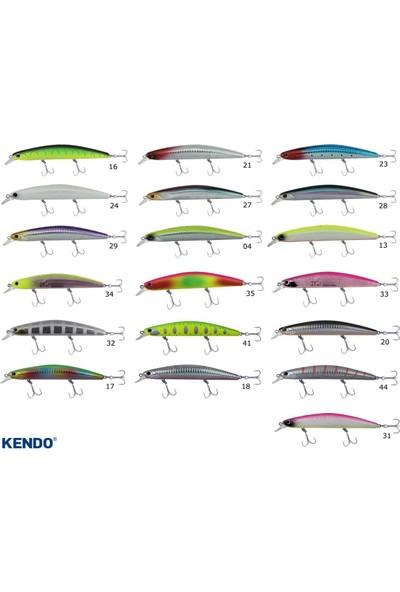 Kendo Seabass Minnow 21Gr 12.5Cm Floating Suni Yem